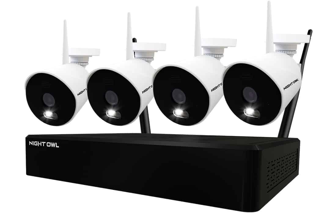 Night Owl Wireless System