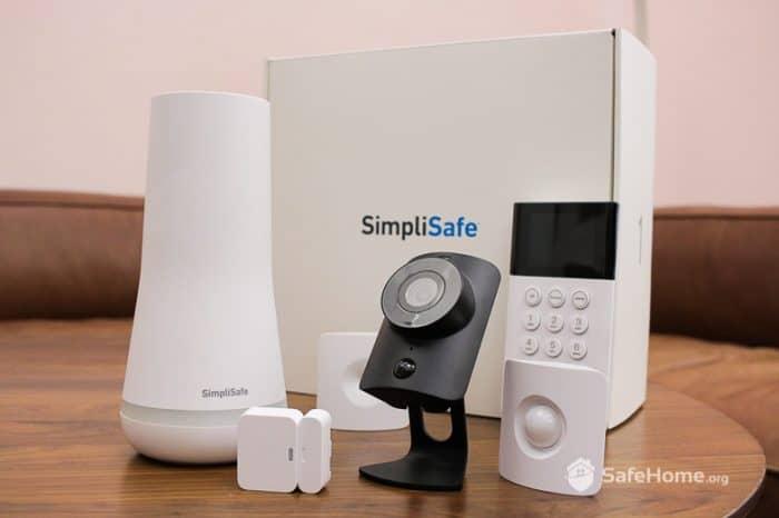 SimpliSafe - Equipment