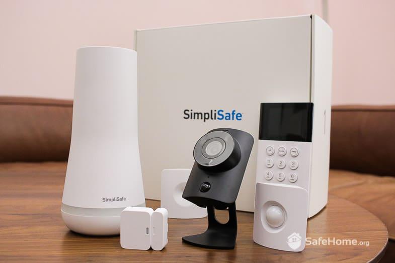 SimpliSafe Equipment