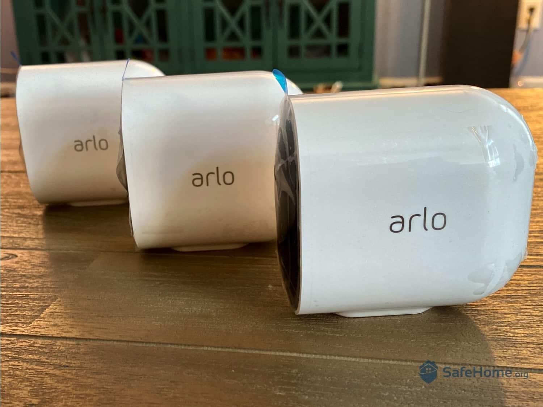 Arlo Pro 3 Cameras