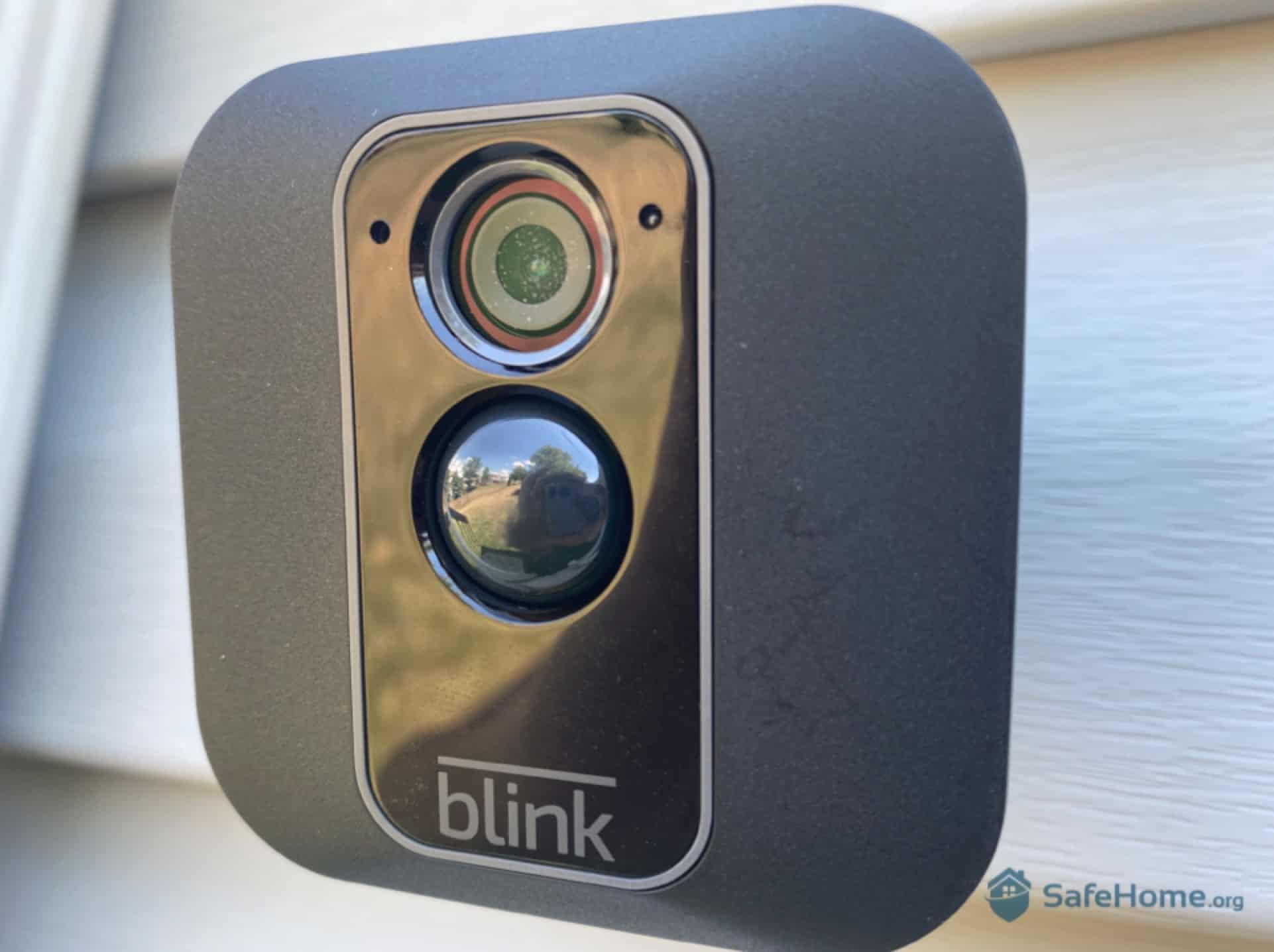 Blink Close Up