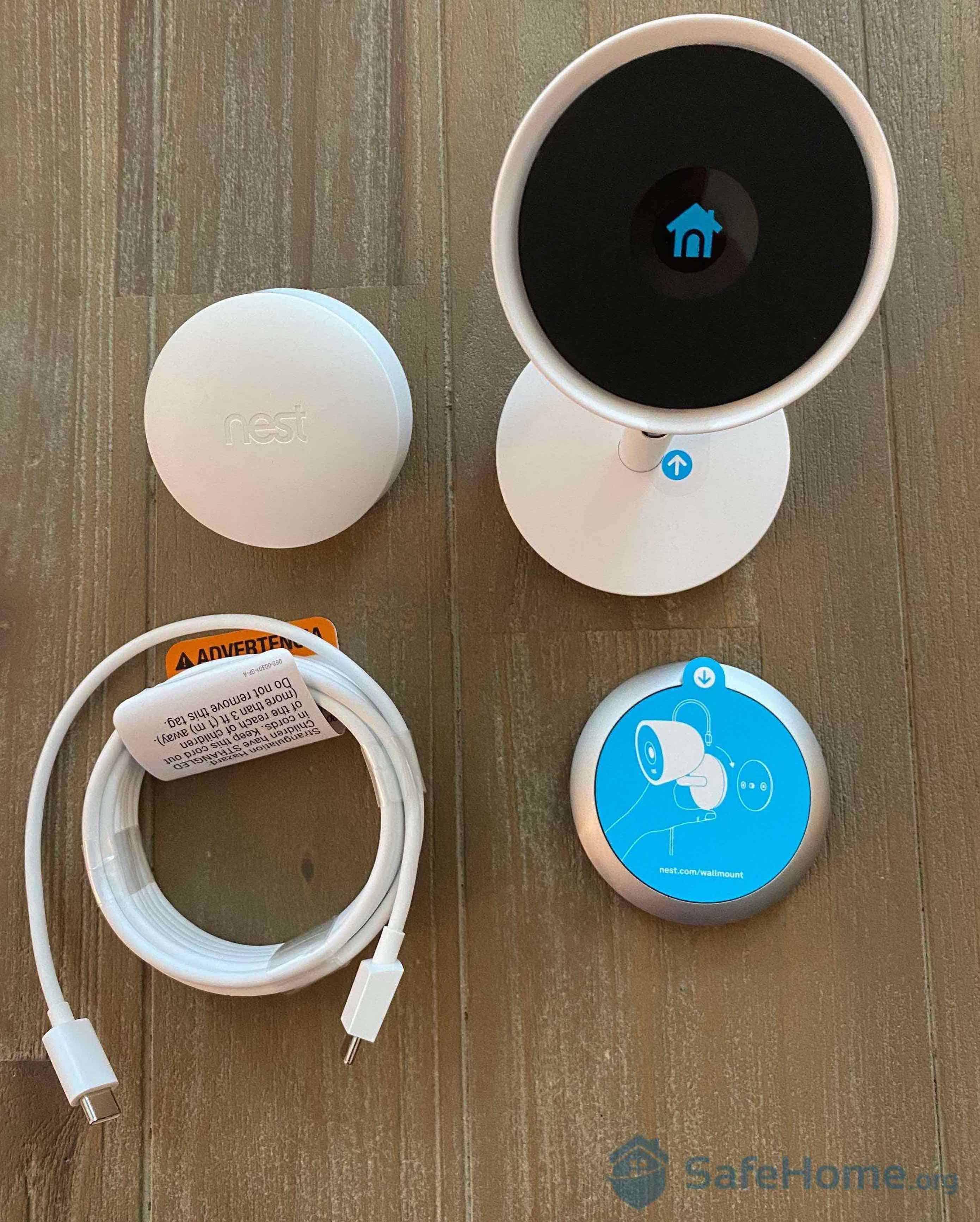 Nest IQ Indoor Equipment