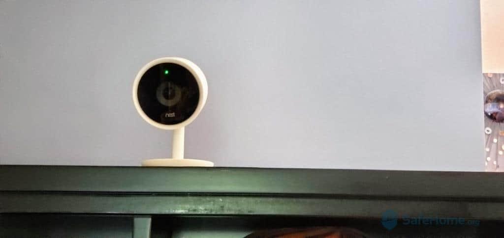 Nest Indoor IQ Camera