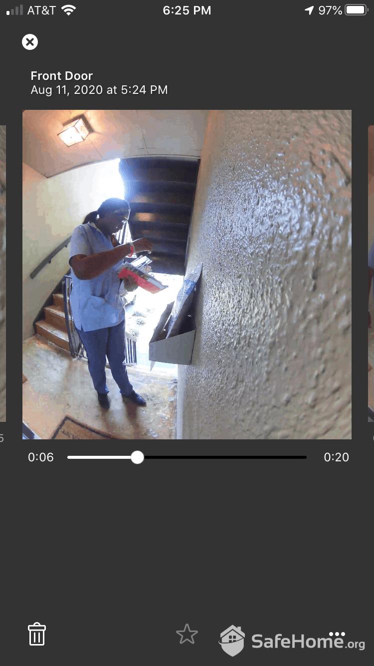 Arlo Doorbell Video Quality