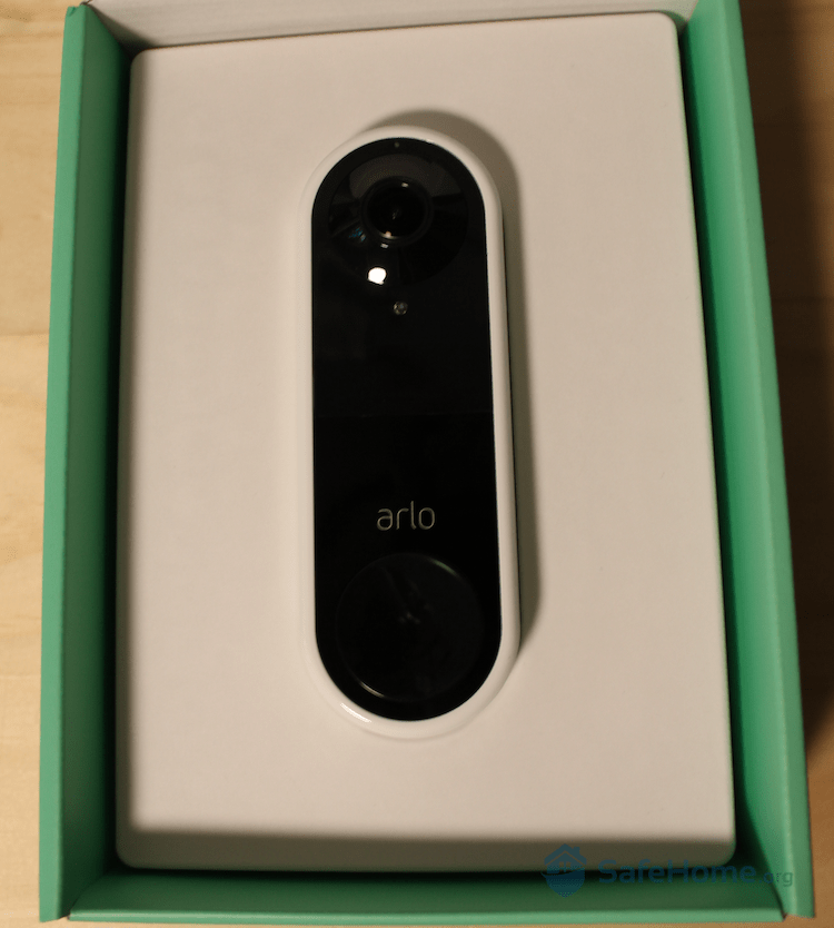 Arlo Doorbell in Box