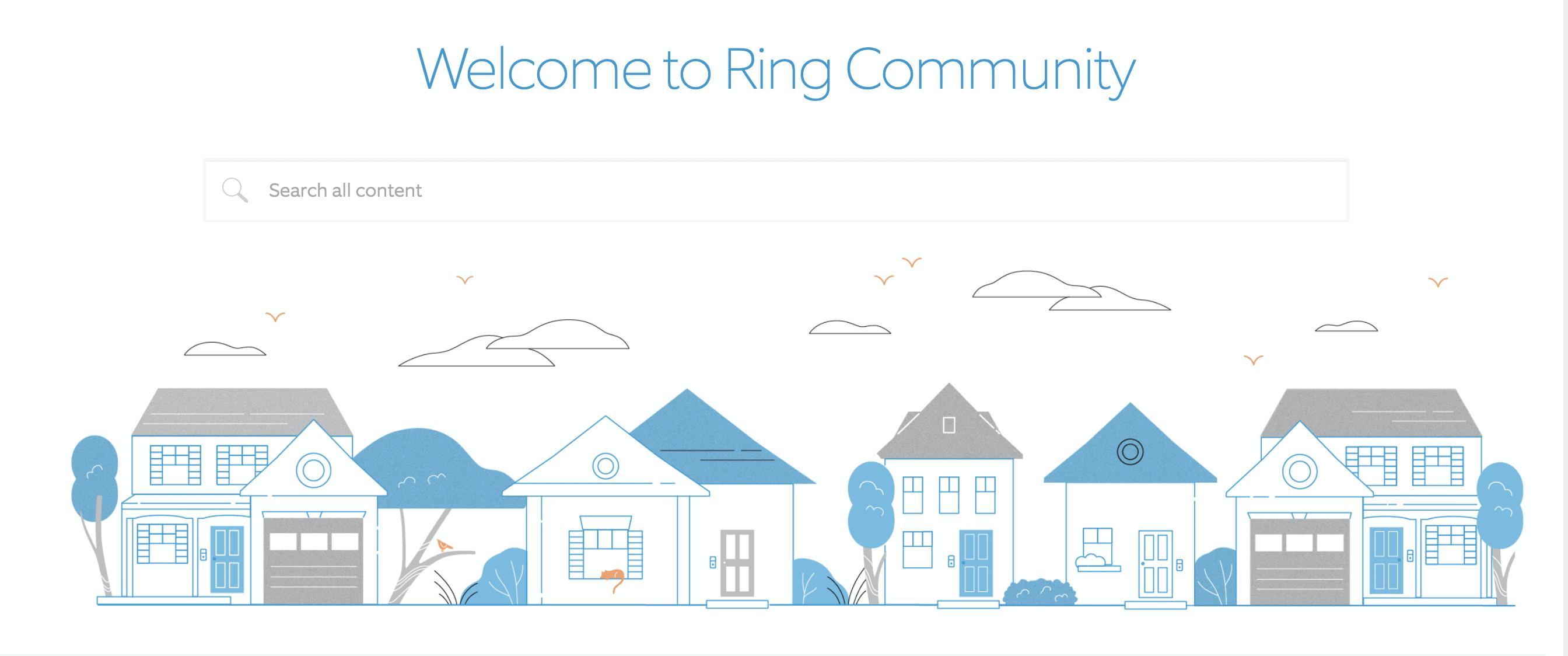 Ring Community