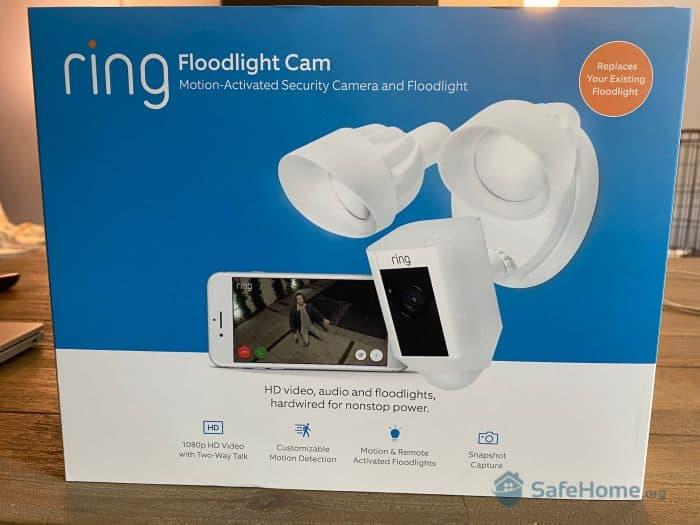 Ring Floodlight Cam Box