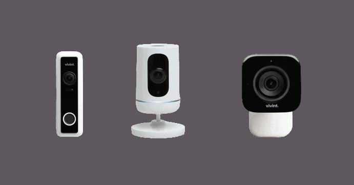 Vivint Cameras NEW