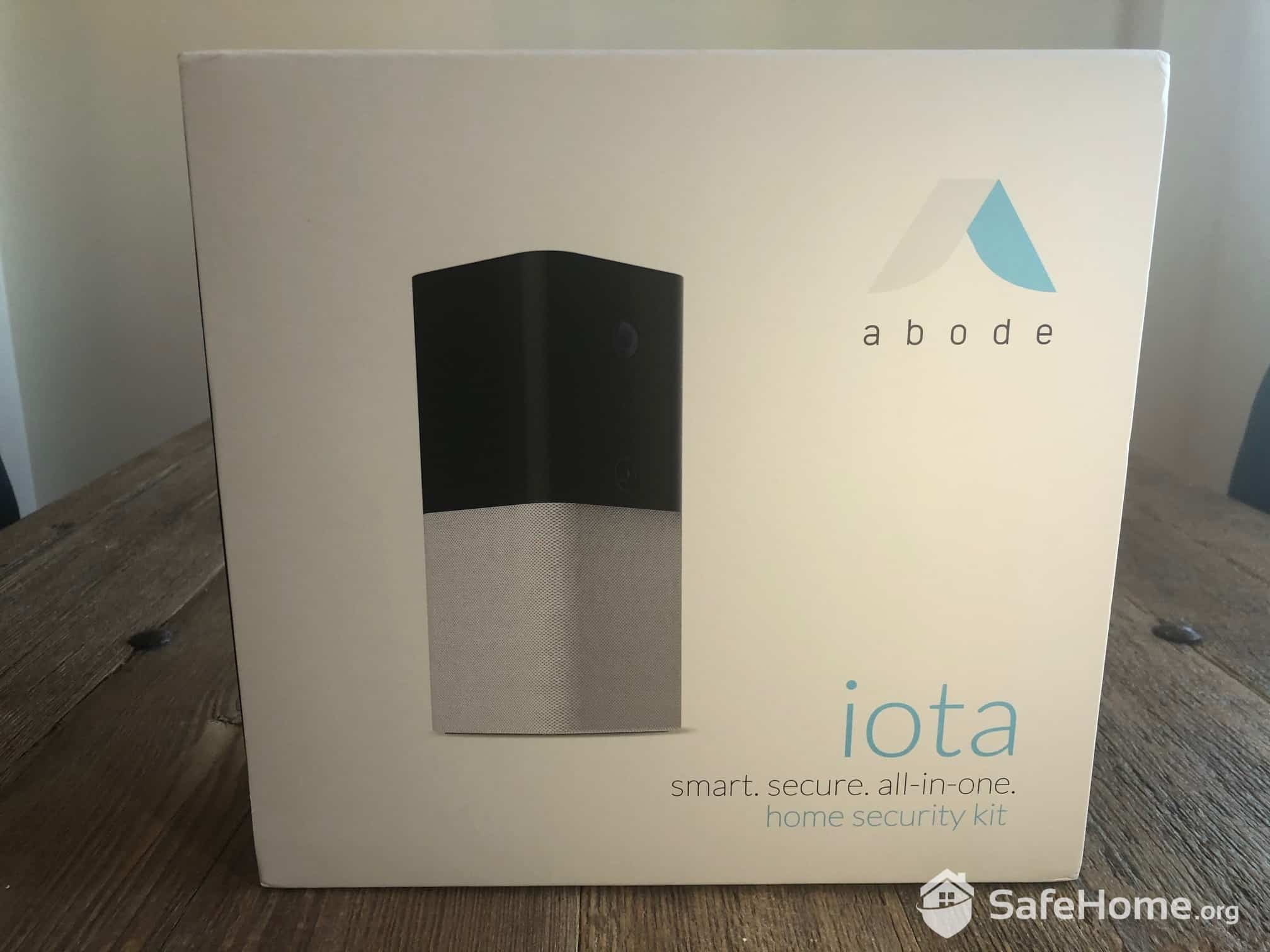 abode All-In-One Gateway Packaging