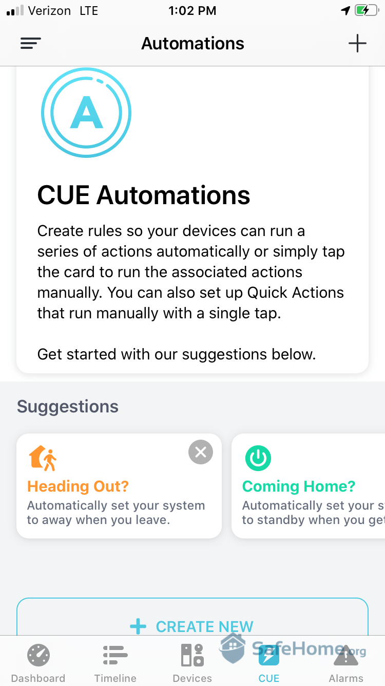abode CUE Automation