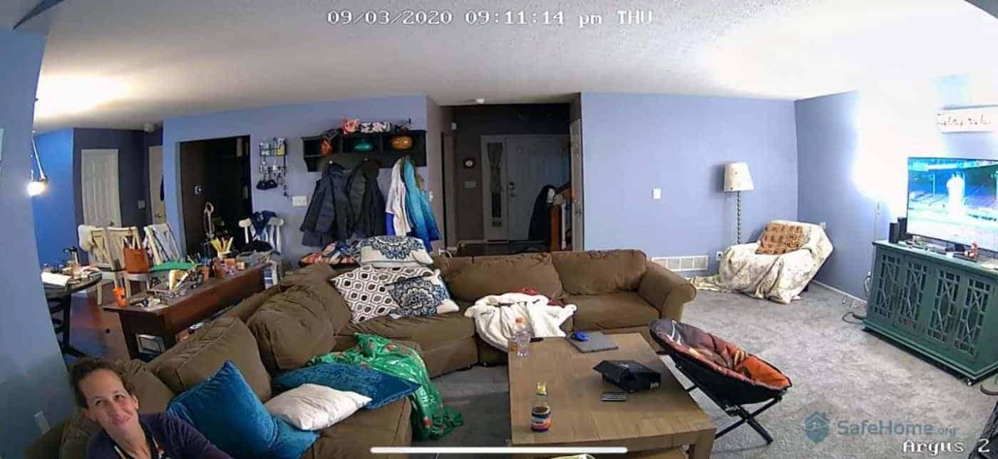 Argus 2 Camera Resolution