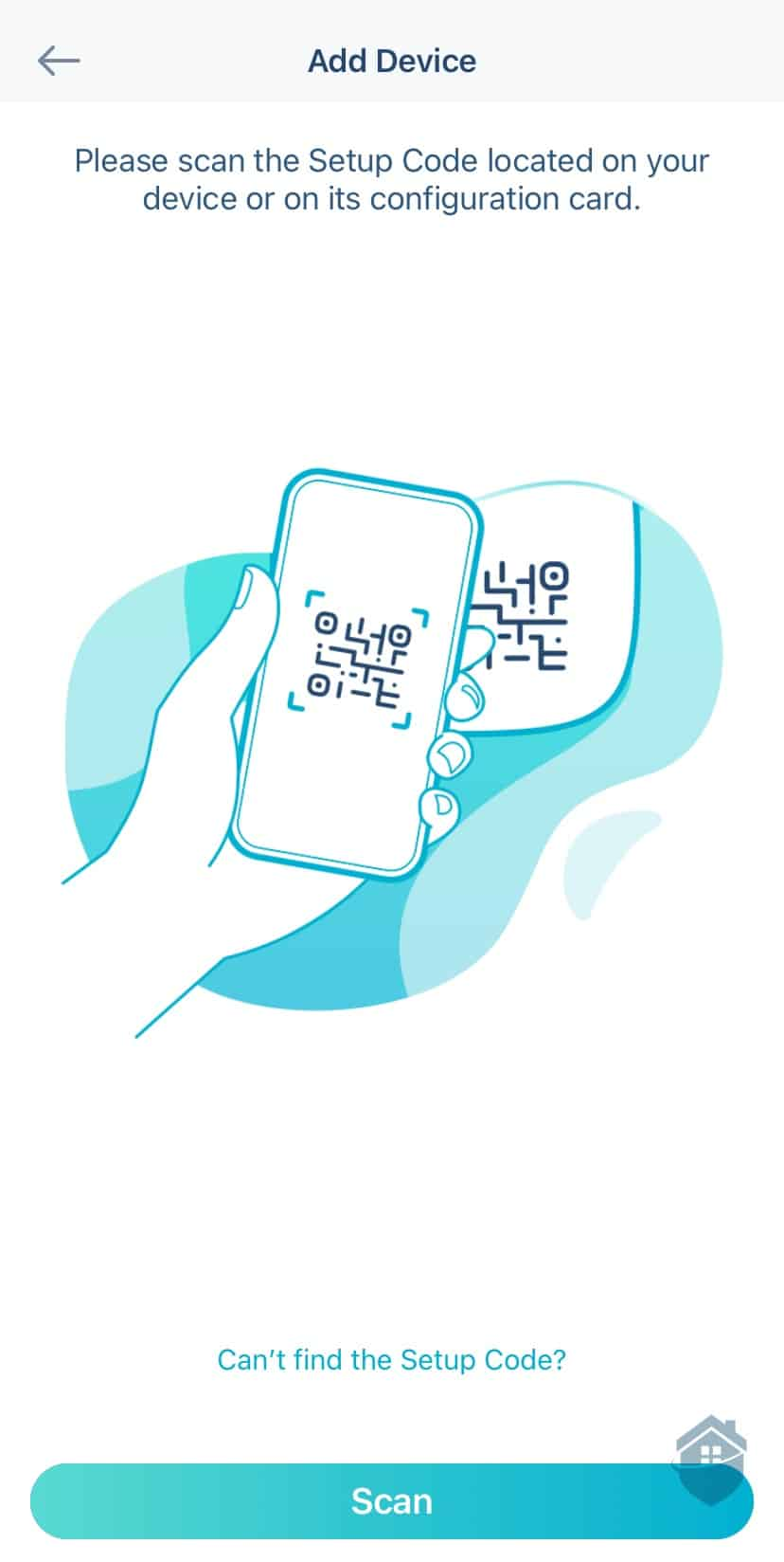D-Link App - Add Device