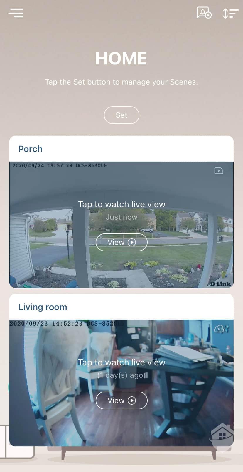 D-Link App