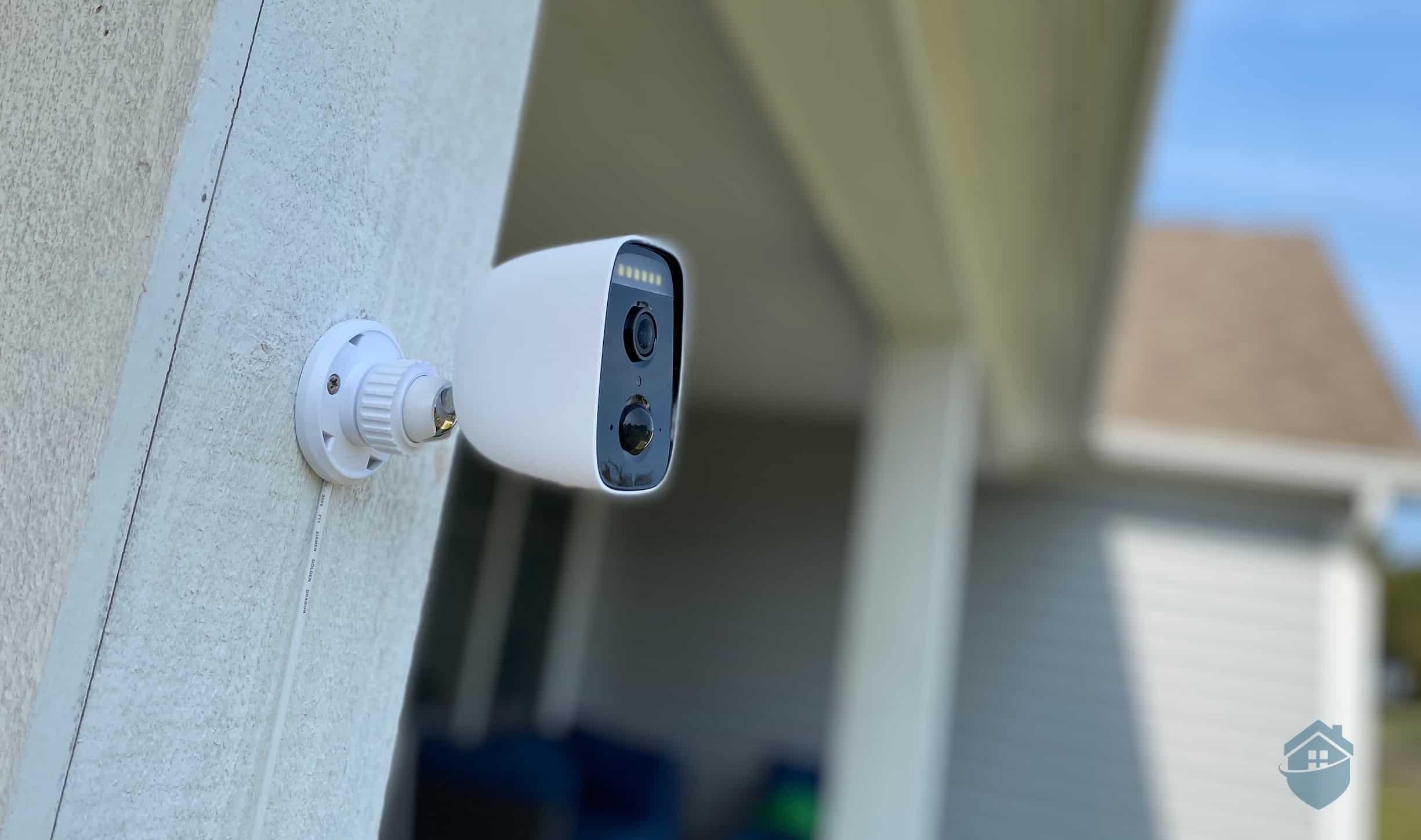 D-Link Camera Outside