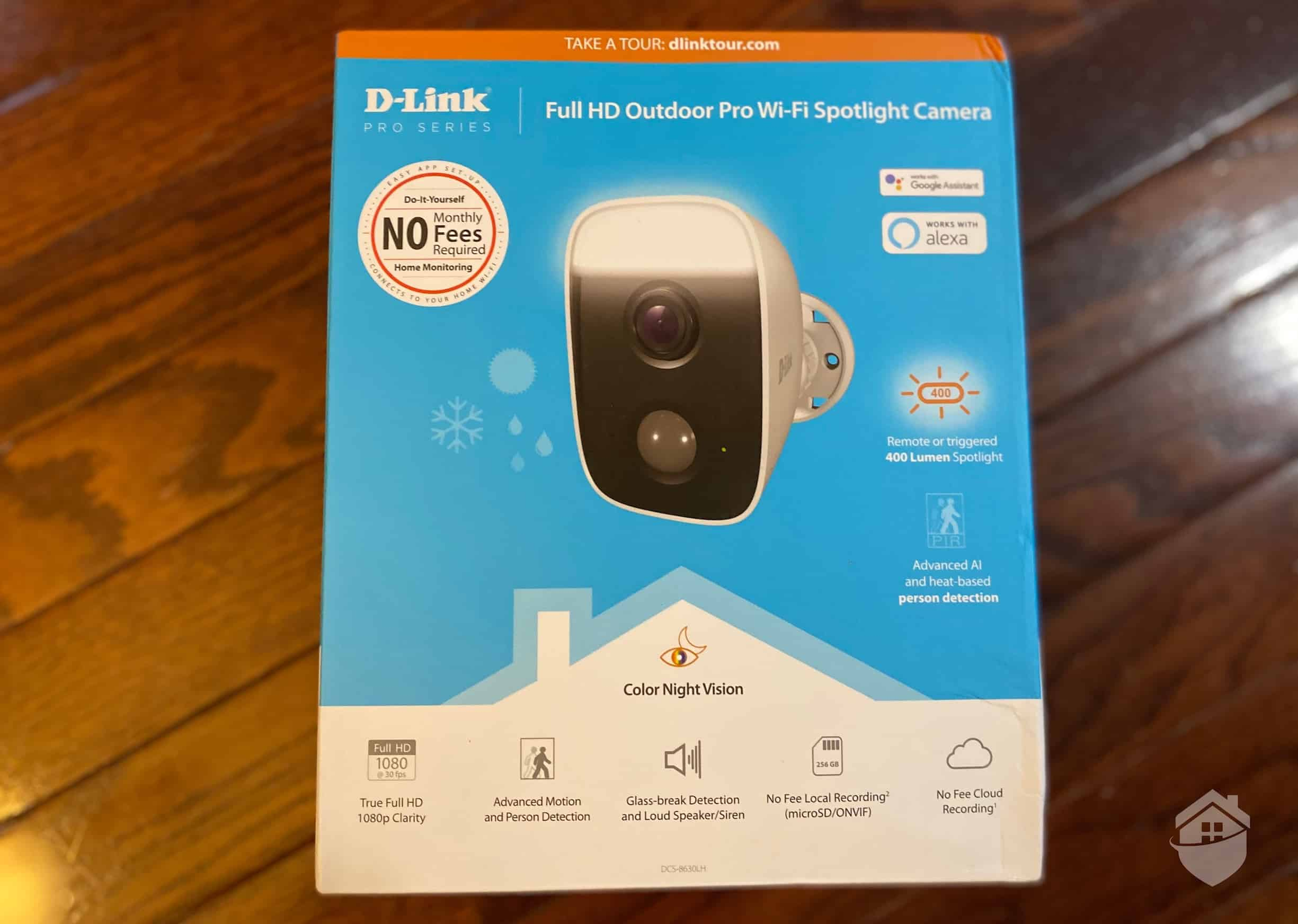 D-Link Packaging