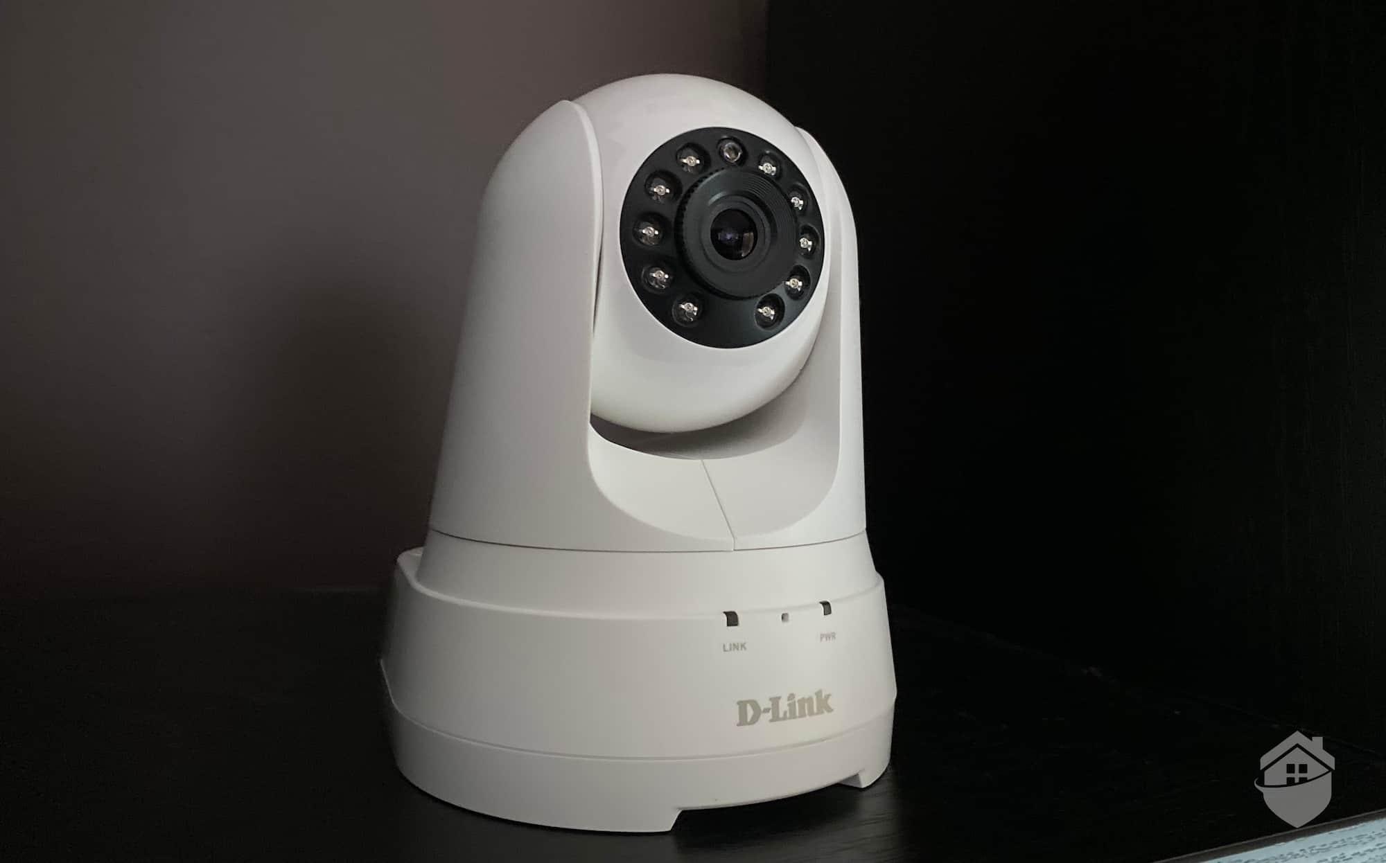 D-Link Pan-Tilt Camera