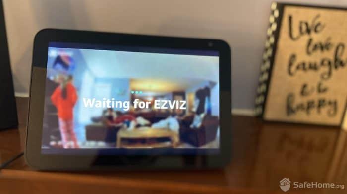 Ezviz on Echo Show