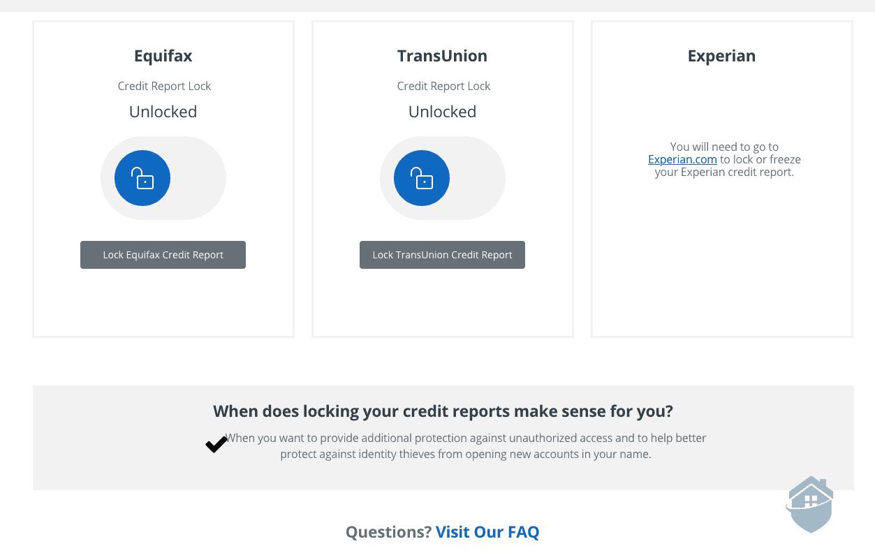 ID Watchdog Credit Reports