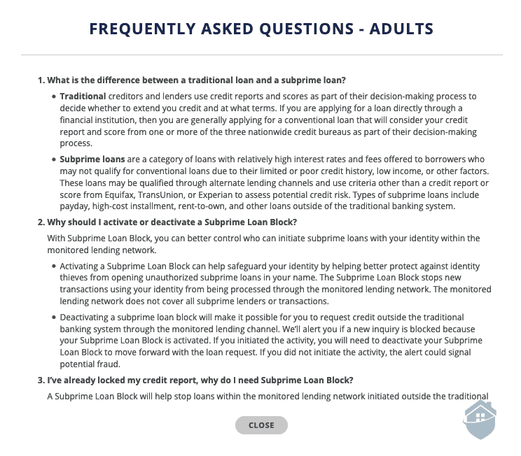 ID Watchdog FAQs