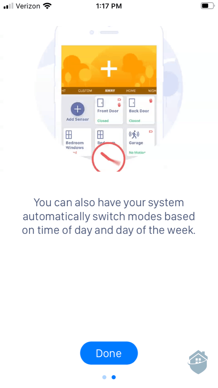 Ooma App - Setting the System