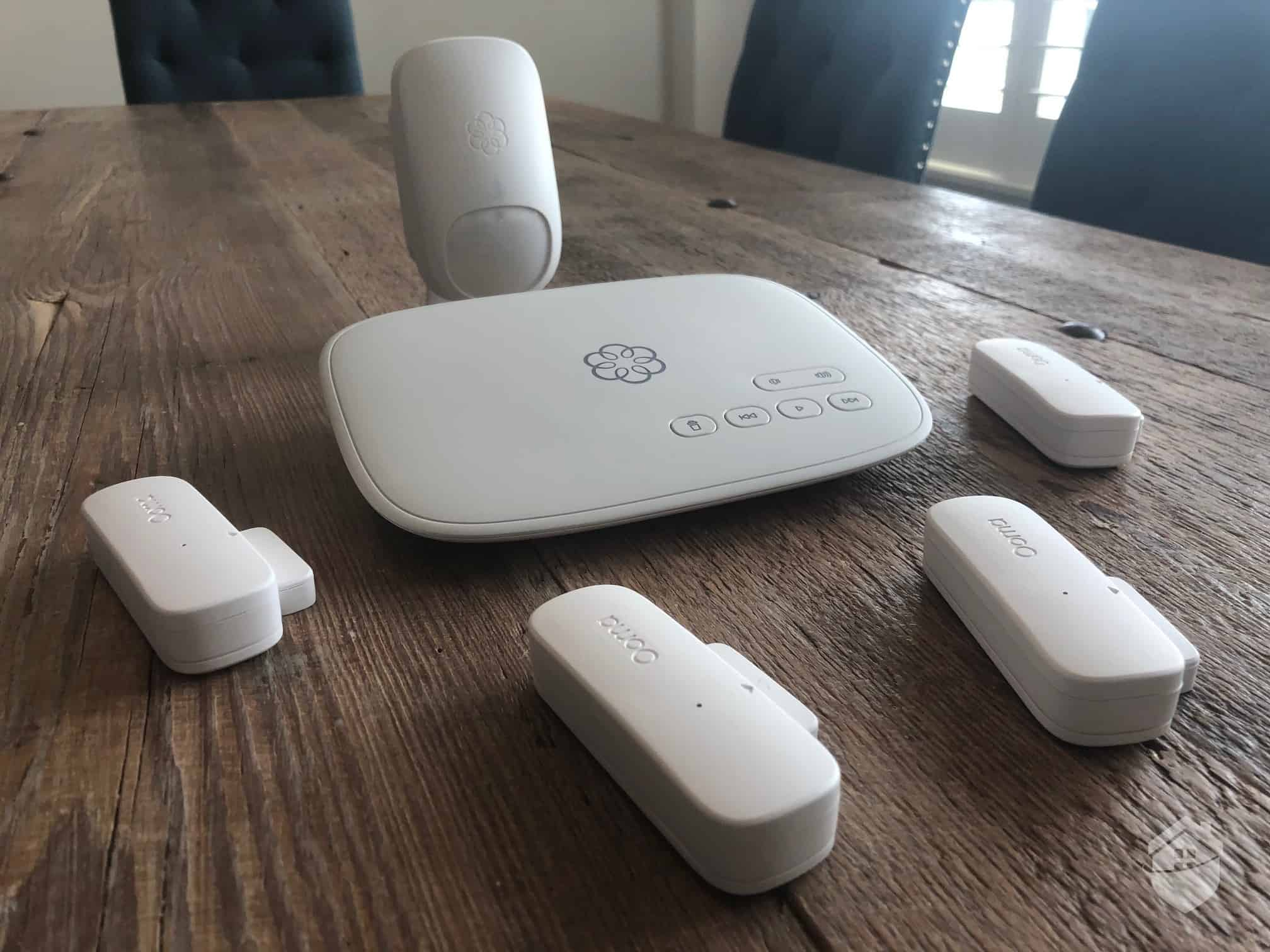 Ooma Smart Security Equipment