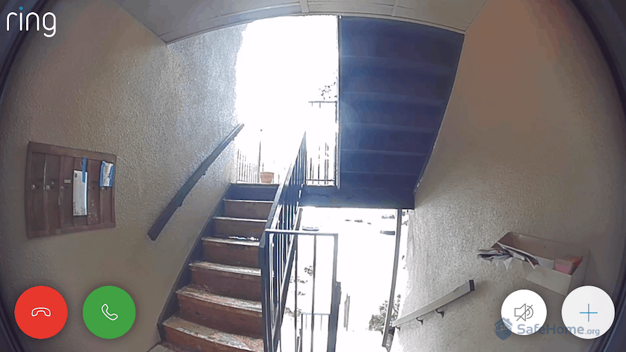 Ring Doorbell Video Quality