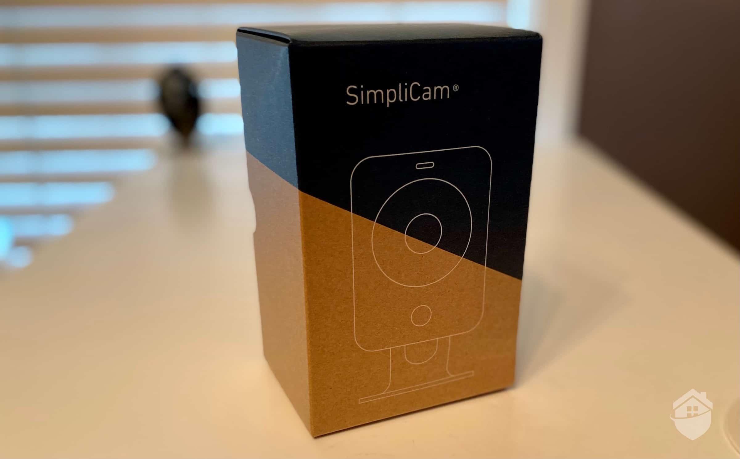 SimpliCam Packaging