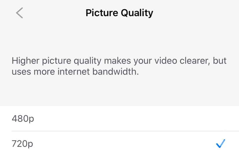 SimpliCam Picture Quality