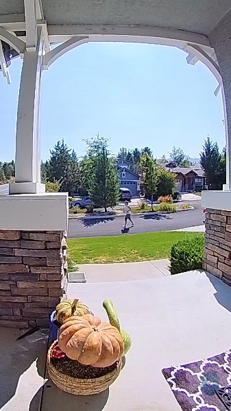 Vivint Doorbell Camera Video Quality