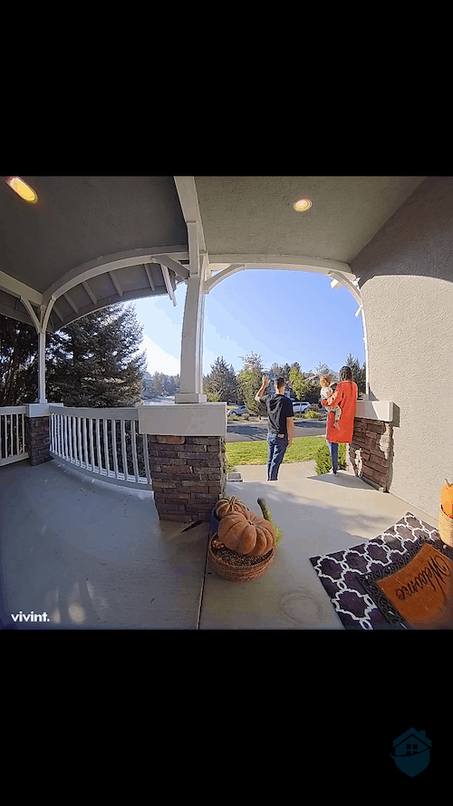 Vivint Doorbell Camera Video