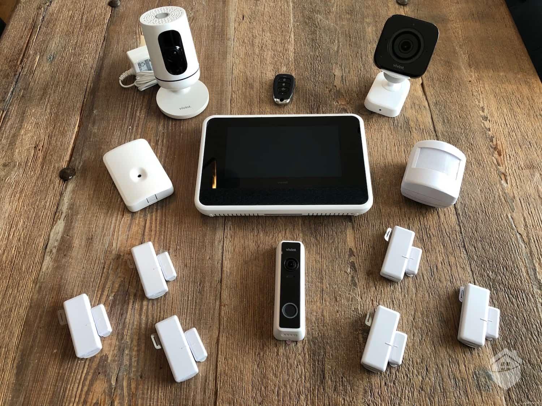 Vivint Home Security Components