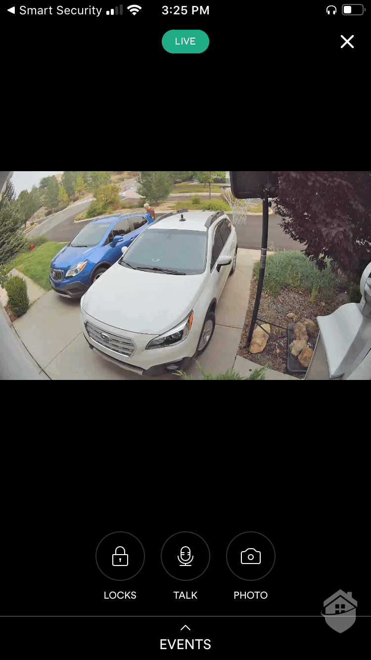 Vivint Camera - Video Quality
