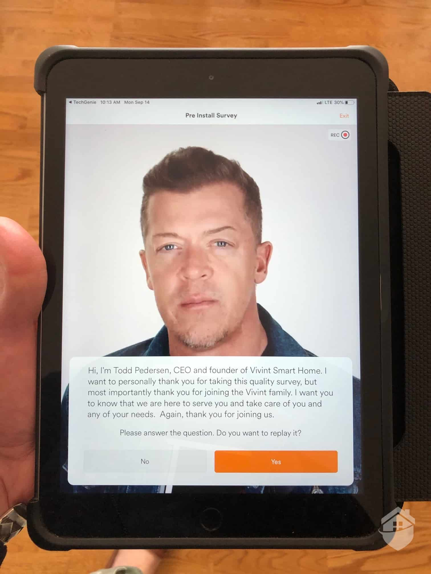 Welcome Message from Vivint CEO