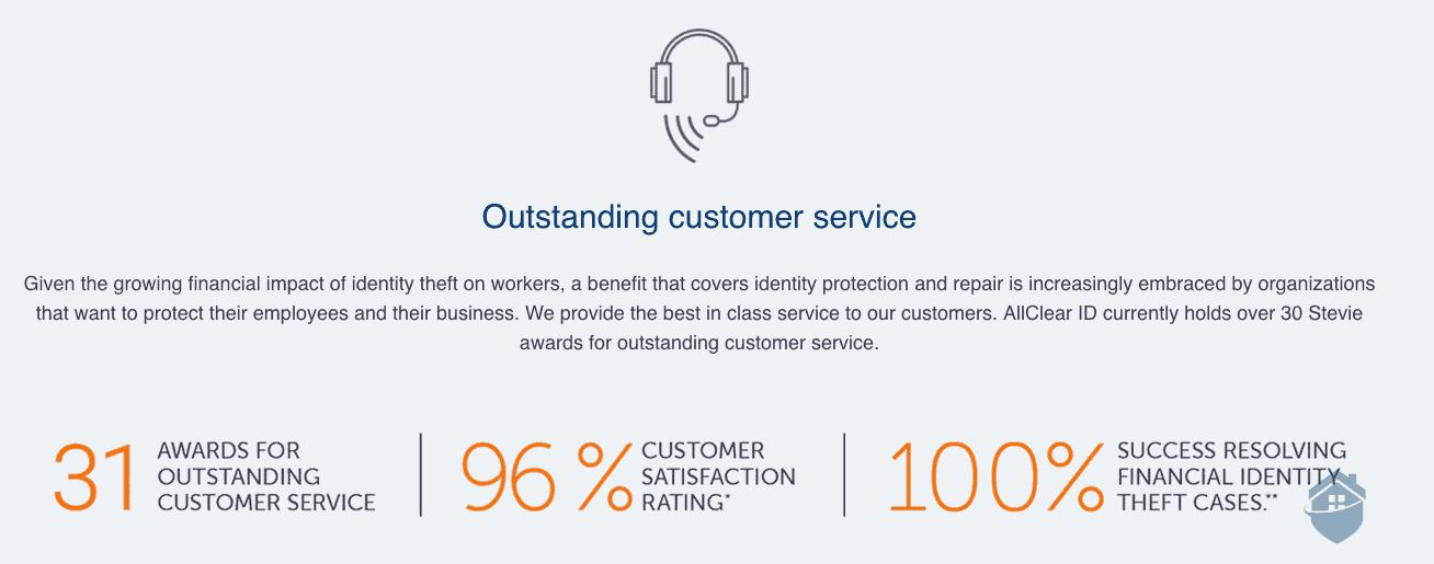 AllClear Customer Service