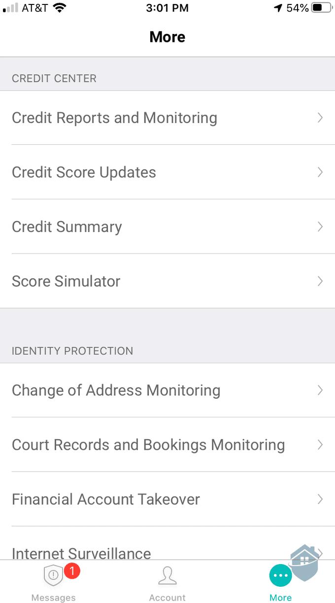 IDnotify App Settings