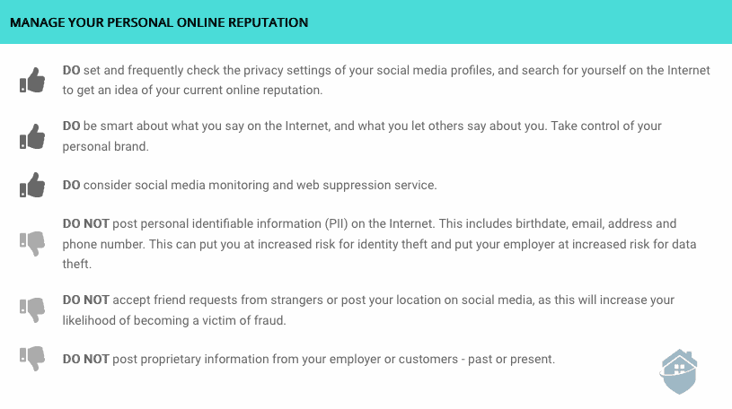IDnotify Online Reputation