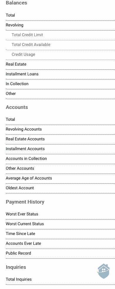 IDnotify Open Balances