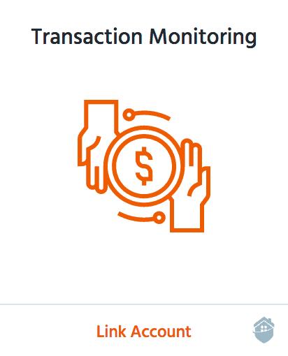 Identity Guard Transaction Monitoring
