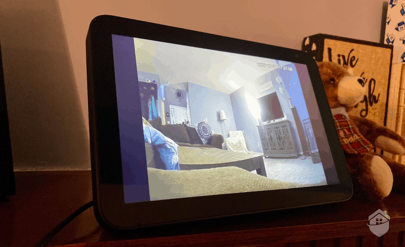 Lorex Camera on the Amazon Echo Show