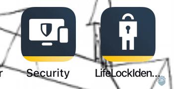 Norton LifeLock App Icons