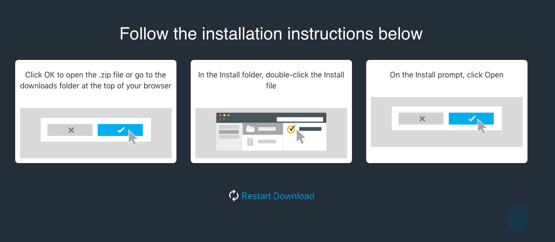 Norton LifeLock Installation Process