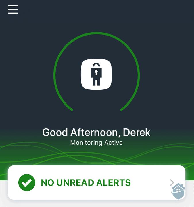 Norton LifeLock - No Unread Alerts