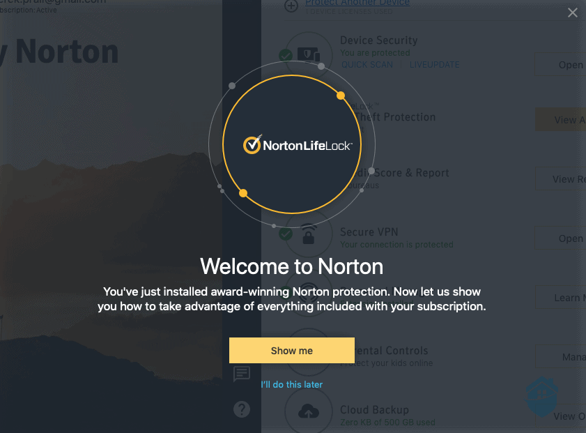 Norton LifeLock - Welcome to Norton