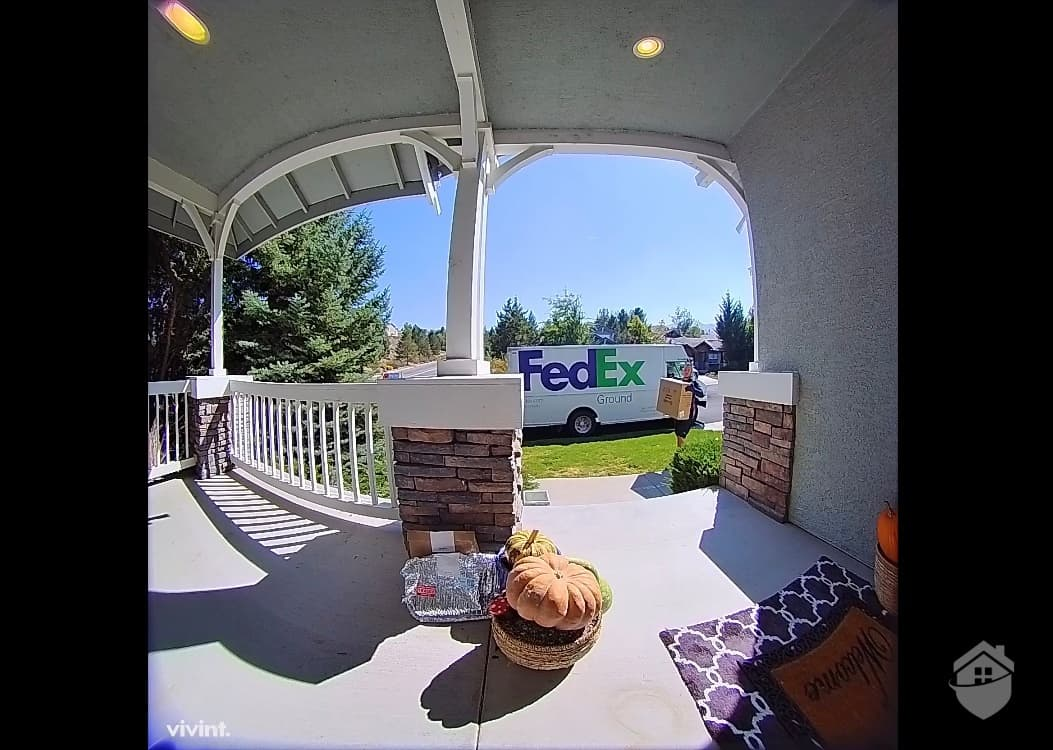 Vivint Doorbell Video Camera - Video Quality