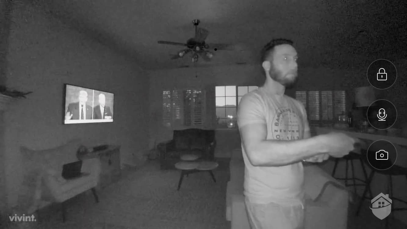Vivint Night Vision