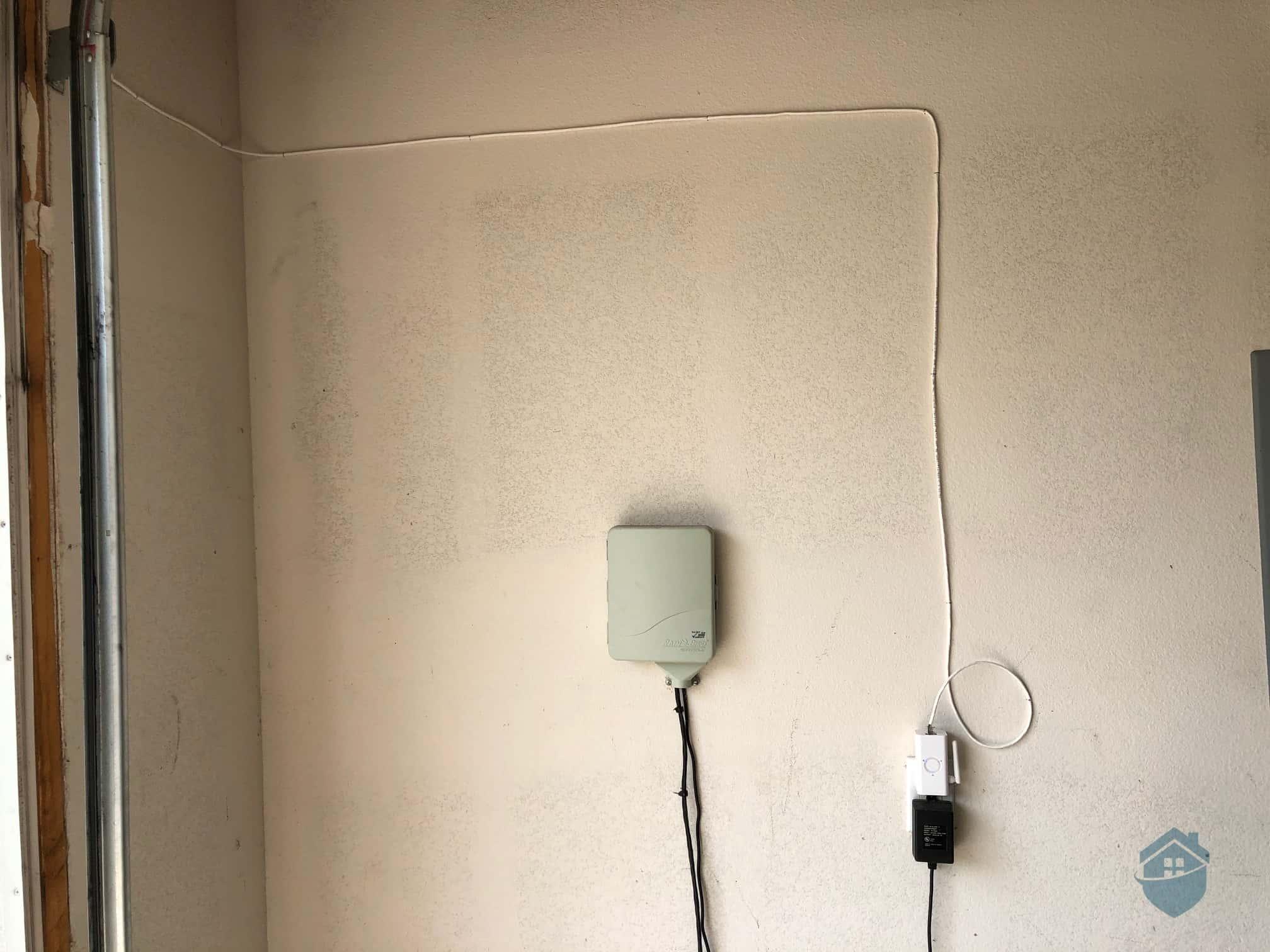 Vivint Outdoor Camera Pro Wiring