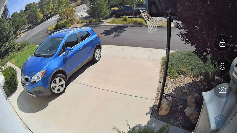 Vivint Outdoor Camera Video Quality