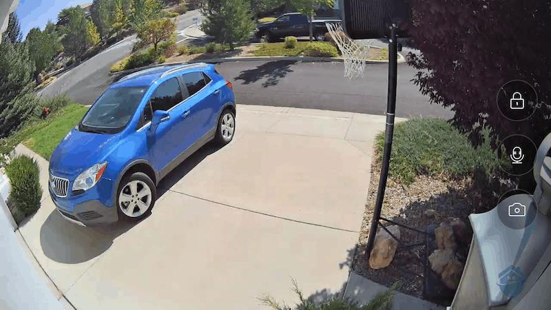 Vivint Outdoor Camera Video Quality