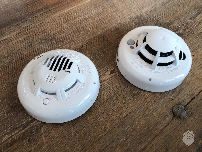 Vivint Smart CO/Smoke Detectors