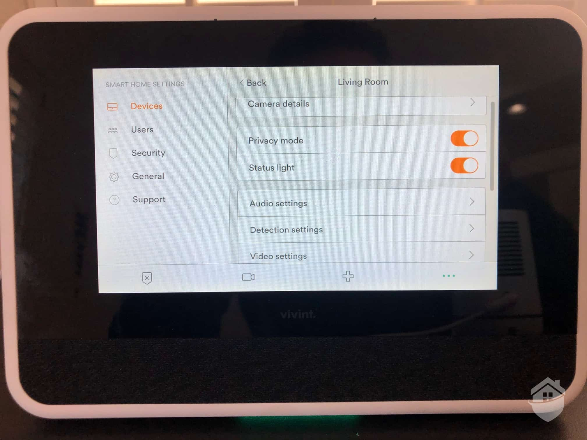 Vivint Smart Hub - Devices